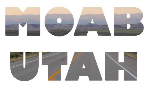 Moab -road